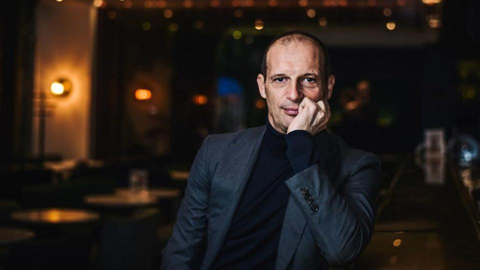 Massimiliano Allegri | LUCAS BARIOULET/Getty Images