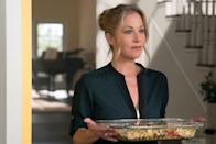 """<p>The foundational premise of this Netflix original is dealing with grief. (Christina Applegate's and Linda Cardellini's characters meet at a grief counseling group.) But like grief itself, the show is layered and complex. It's never <em>just</em> sad. Yes, you'll probably cry—but you'll also laugh a lot and be surprised by all the show's plot twists. <em>Dead to Me</em> is rather hard to categorize, which is one of the things that makes it so great. Try to stay spoiler-free before you dive in—it will really enhance the viewing experience. </p> <p><a href=""""https://www.netflix.com/title/80219707"""" rel=""""nofollow noopener"""" target=""""_blank"""" data-ylk=""""slk:Watch now on Netflix"""" class=""""link rapid-noclick-resp""""><em>Watch now on Netflix</em></a><em>.</em> </p>"""