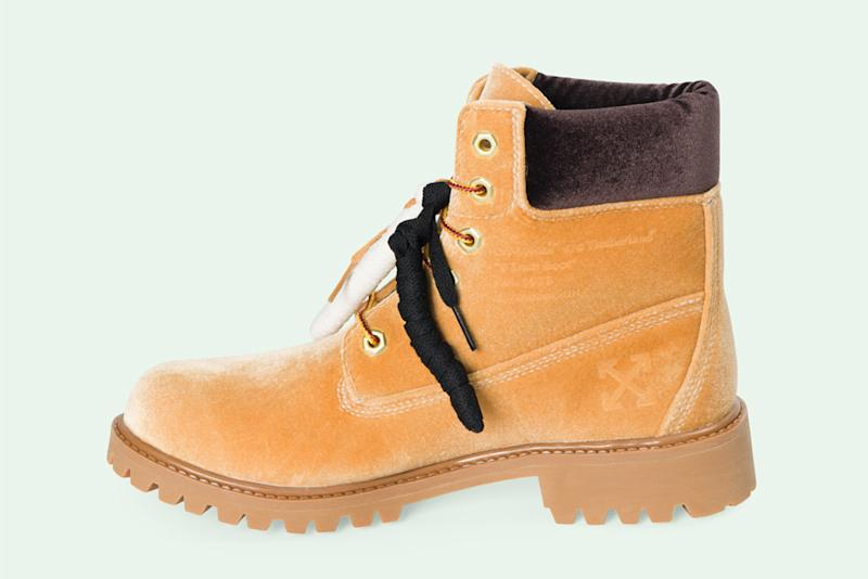 You Can Buy Virgil Abloh s Off-White x Timberland 6-Inch Boots Right Now 7f25bb6532f