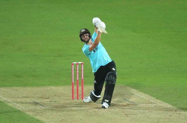 Will Jacks led Surrey to victory
