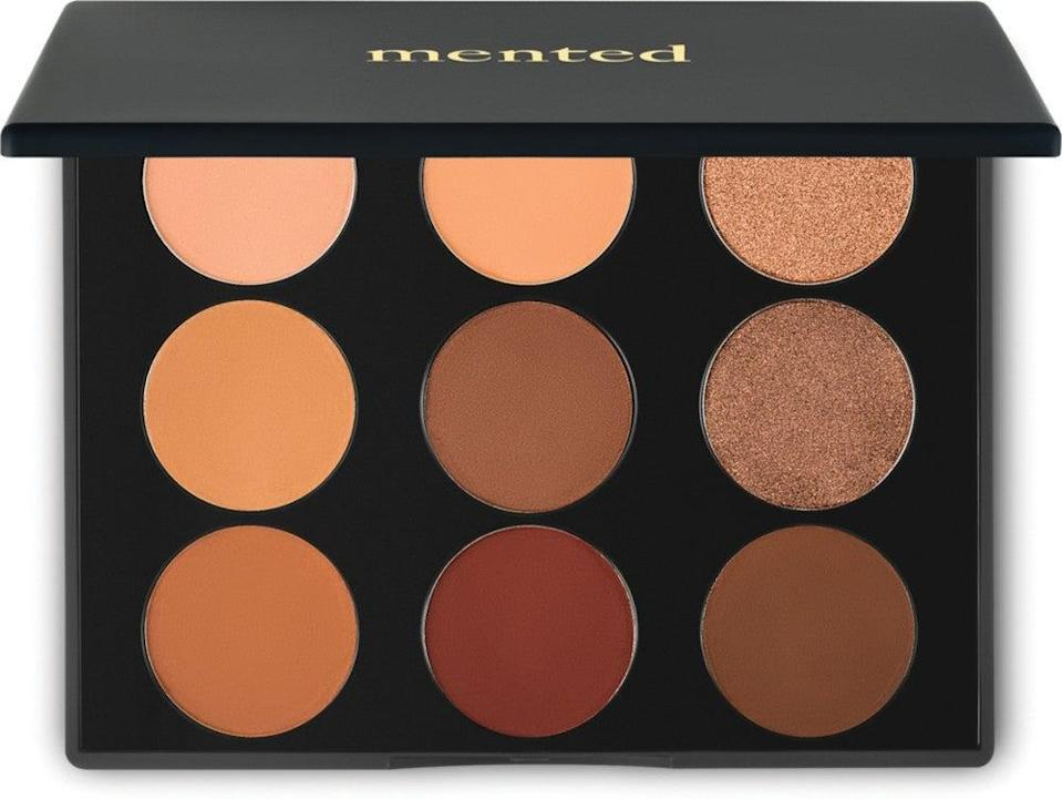 "<h2>Mented Cosmetics Everyday Eyeshadow Palette</h2><br><br>""The creators of this palette didn't make a mistake with its 'everyday' name. I've had it for a while and have hit pan on most of the bronzey pigments because of its versatility and wearability. I sometimes swipe the shimmery gold shades on solo when I'm pressed for time, and use the deeper matte hues to define my lids when I'm feeling fancy. It's a true staple in my collection."" — Simeon<br><br><strong>Mented Cosmetics</strong> Everyday Eyeshadow Palette, $, available at <a href=""https://go.skimresources.com/?id=30283X879131&url=https%3A%2F%2Fwww.ulta.com%2Feveryday-eyeshadow-palette%3FproductId%3Dpimprod2021936%26sku%3D2578225%26cmpid%3DPS_Non%21google%21Product_Listing_Ads%26cagpspn%3Dpla%26CATCI%3Dpla-683425019412%26CAAGID%3D107718645596%26CAWELAID%3D330000200002721372%26CATARGETID%3D330000200002459488%26CADevice%3Dc%26gclid%3DCj0KCQjwvYSEBhDjARIsAJMn0lgtFfBwFdUidEiGhZkrnQWpdK1l5yNge-iP4ndmUBplFaAgfJNYRR8aAjJZEALw_wcB"" rel=""nofollow noopener"" target=""_blank"" data-ylk=""slk:Ulta"" class=""link rapid-noclick-resp"">Ulta</a>"