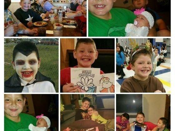Austin Almanza, 10, was fatally shot by the crossbow while playing an older boy, authorities said. (YouCaring)