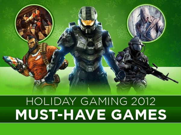 Got a gamer or two on your holiday shopping list? Of course you do, though knowing which games to get them can be a tricky proposition. A flood of video games are vying for your attention on retail shelves, making the buying process pretty daunting if you're not in the know – plus they probably grabbed a few games already.  <br><br> We're here to help. Any of the following 12 games should keep the gamer in your life happy as a clam this holiday…or at least until the Next Big Thing comes out.