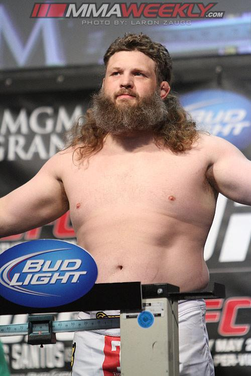 Roy Nelson: Shane Carwin Became an Afterthought As Soon As He Pulled Out of Their Fight