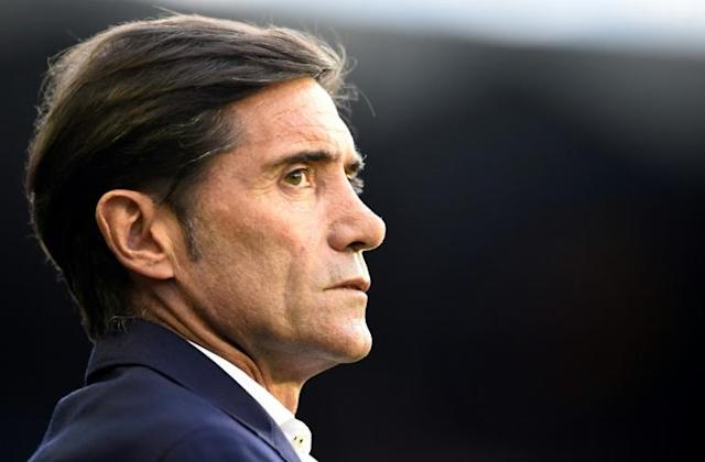 Marcelino has been sacked after a successful spell at Valencia (AFP Photo/MIGUEL RIOPA)