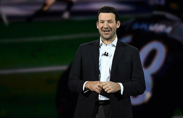 NFL Analyst Tony Romo Renews at CBS in Record Deal Worth $17 Million Per Year