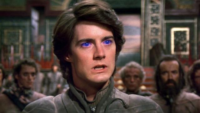 Kyle MacLachlan as Paul Atreides in David Lynch's 1984 film | Image from Twitter