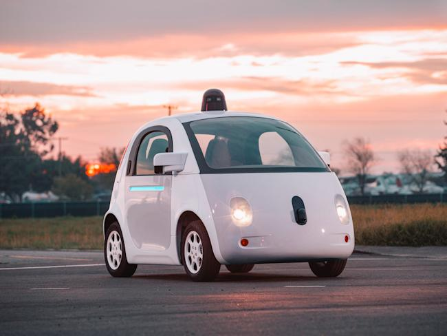 Learning More About Googles Self Driving Cars Made Me Terrified To