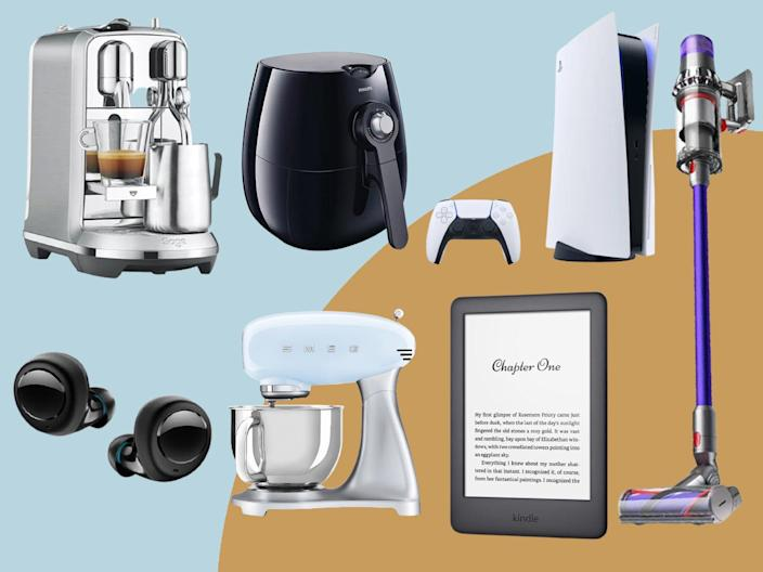 Get discounts on everything from TVs and games consoles to vacuums and toys (The Independent)
