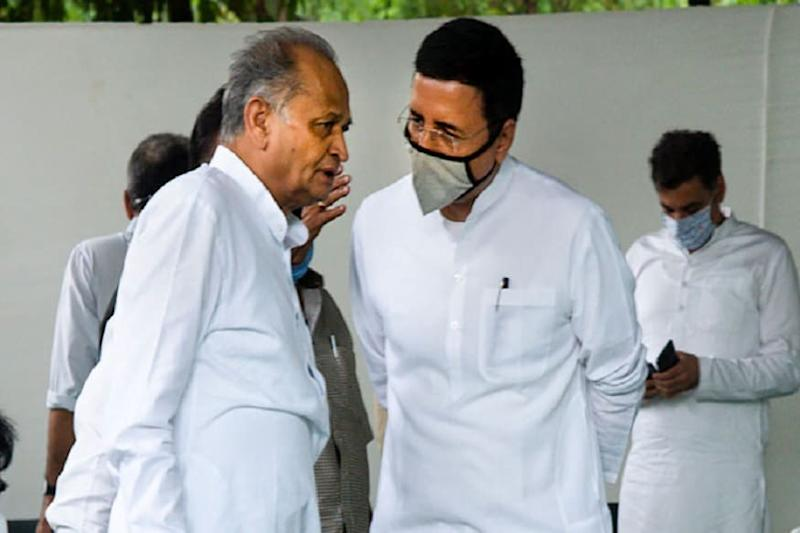 Gehlot's Cabinet to Meet Shortly, May Call Assembly Session as HC Grants Pilot Relief Till Friday