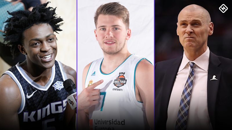NBA Draft lottery winners and losers: Suns, Kings smiling; Mavs, Pistons lacking luck