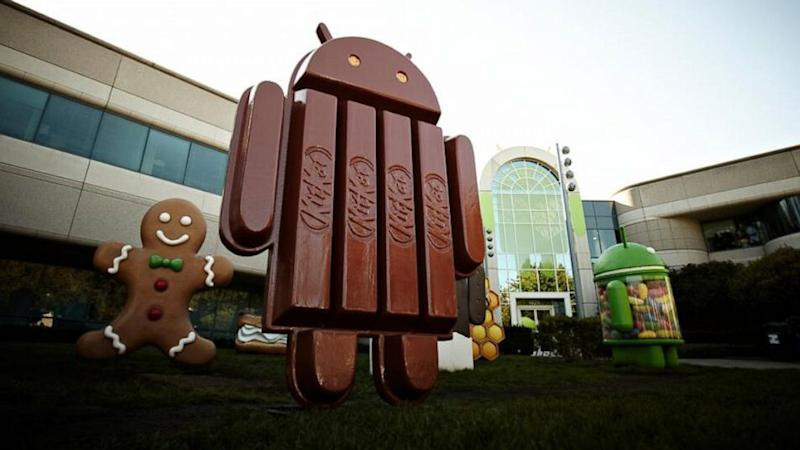 Break Me Off a Piece of That: Kit Kat Will Be the Name of the Next Version of Android