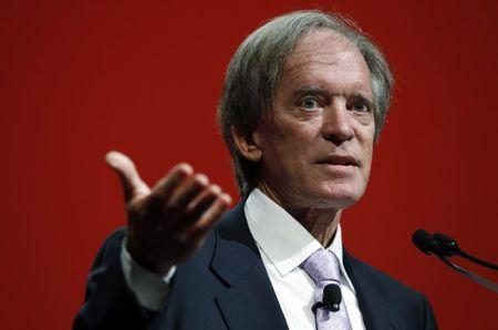 Bill Gross speaks at the Morningstar Investment Conference in Chicago