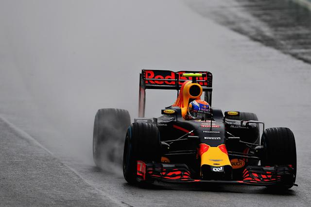 """Max Verstappen, Red Bull Racing RB12 <span class=""""copyright"""">Red Bull Content Pool</span>"""