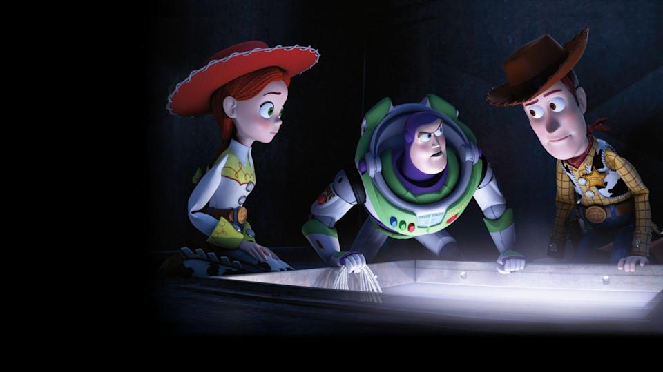 """<p>disneyplus.com</p><p><a href=""""https://go.redirectingat.com?id=74968X1596630&url=https%3A%2F%2Fwww.disneyplus.com%2Fmovies%2Ftoy-story-of-terror%2F5ilqJrWXDZEM&sref=https%3A%2F%2Fwww.goodhousekeeping.com%2Fholidays%2Fhalloween-ideas%2Fg34348745%2Fbest-disney-plus-halloween-movies%2F"""" rel=""""nofollow noopener"""" target=""""_blank"""" data-ylk=""""slk:WATCH NOW"""" class=""""link rapid-noclick-resp"""">WATCH NOW</a></p><p>In this 21-minute short, rejoin Woody, Buzz and your favorite toys on a road trip that takes a turn for the unexpected. After Mr. Potato Head disappears, the gang must solve the mystery before they too meet the same fate.</p>"""