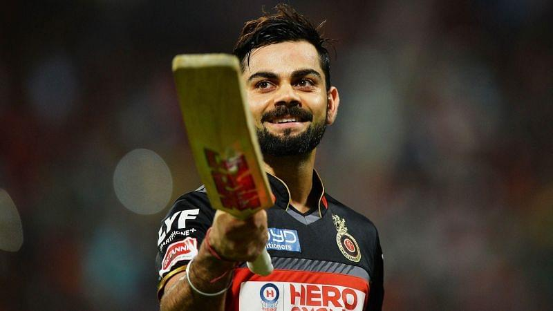 RCB captain Virat Kohli had a game to forget.