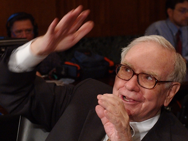 Dow Jones to hit 1000000 in 100 yrs according to Warren Buffett