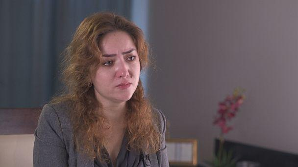 PHOTO: Mihrigul Tursun, who was detained in one of these Chinese centers, said she was starved, isolated and unable to shower for weeks on end. (ABC)
