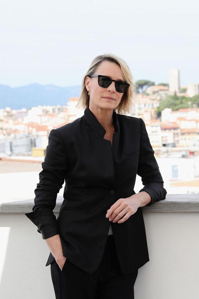 Robin Wright (Photo: Getty Images)