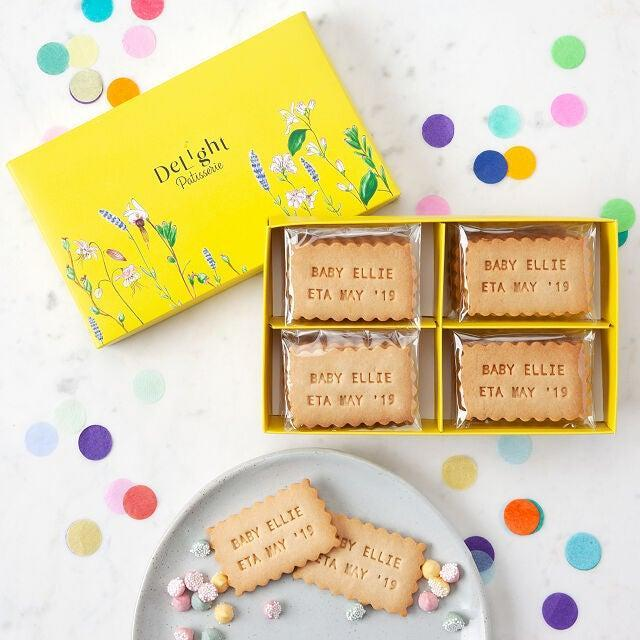 """<h3><a href=""""https://www.uncommongoods.com/product/custom-message-shortbread-cookies"""" rel=""""nofollow noopener"""" target=""""_blank"""" data-ylk=""""slk:Custom Message Shortbread Cookies"""" class=""""link rapid-noclick-resp"""">Custom Message Shortbread Cookies</a></h3><br>There is simply no sweeter present than a box of personalized cookies. <br><br><strong>Celine Zhou</strong> Custom Message Shortbread Cookies, $, available at <a href=""""https://go.skimresources.com/?id=30283X879131&url=https%3A%2F%2Fwww.uncommongoods.com%2Fproduct%2Fcustom-message-shortbread-cookies"""" rel=""""nofollow noopener"""" target=""""_blank"""" data-ylk=""""slk:Uncommon Goods"""" class=""""link rapid-noclick-resp"""">Uncommon Goods</a>"""