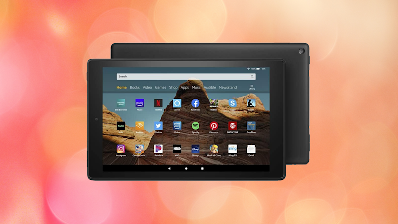 Save $70 on this Fire HD 10 tablet for Prime Day. (Photo: Amazon)