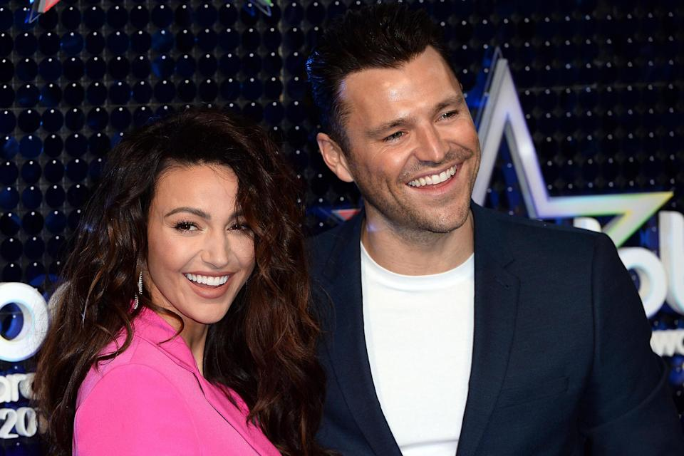 Michelle Keegan has vented her frustration that her husband Mark Wright does not face the same questions about when he will have a baby: Getty Images