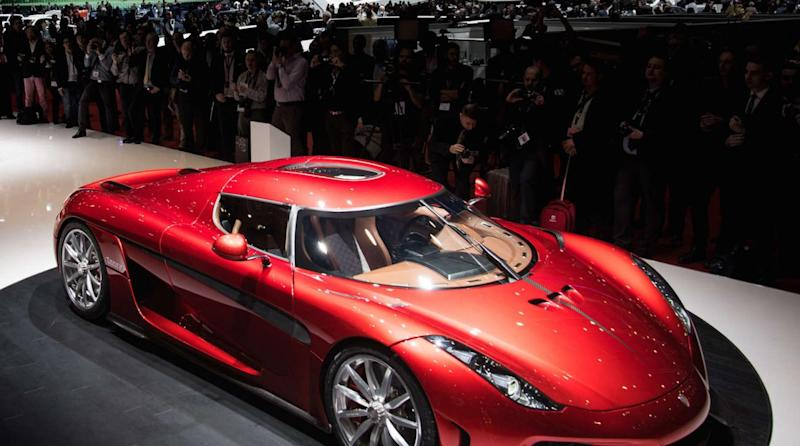 Top Most Expensive Cars In The World In - Top ten coolest cars in the world