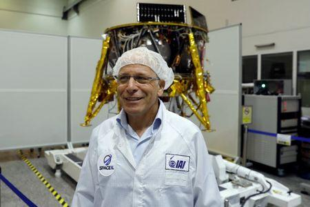 Israel gets set to land first spacecraft on the moon