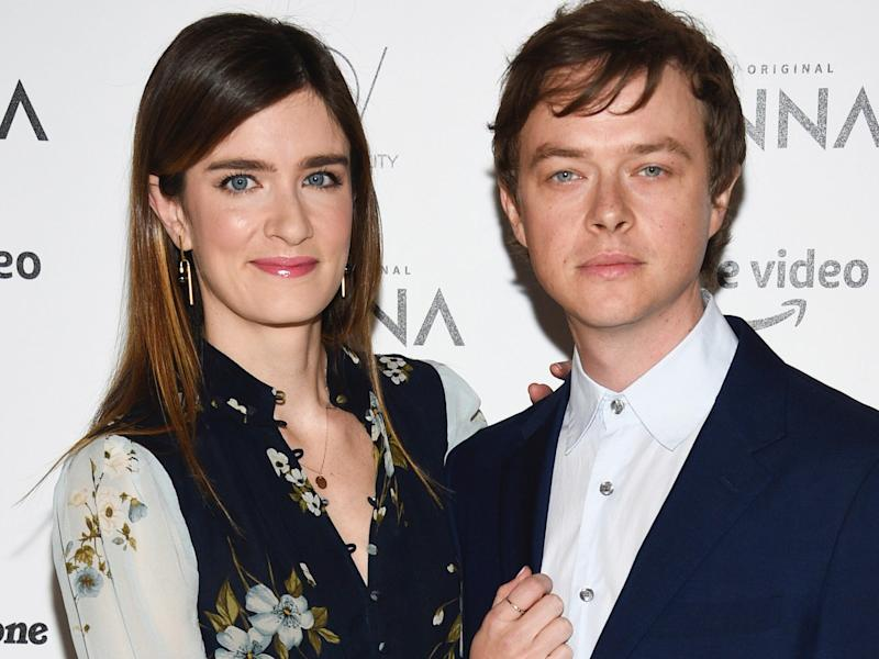 anna wood and dane dehaan march 2019