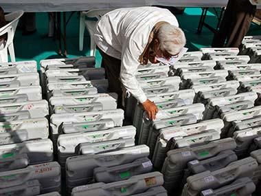 Lok Sabha Election Results 2019 Date and Time: EC will begin counting votes for 542 constituencies tomorrow at 8 am; check www.eci.gov.in for LATEST updates