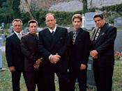 <p><strong><em>The Sopranos</em><br><br></strong>Yeah, sorry, it's not <em>Jersey Shore</em>. The Emmy-winning HBO drama about a mafia family is one of the best ever and features an, um, unforgettable ending. </p>