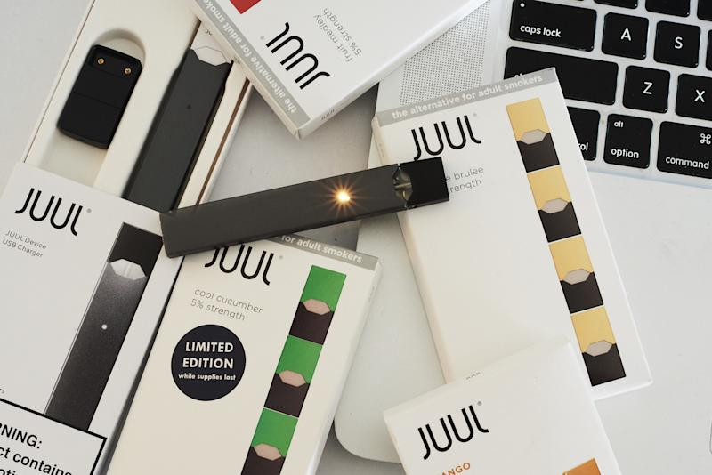 Indonesian iPhone Retailer Surges as It Nears Partnership With Juul