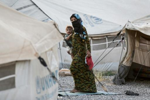 Tired, traumatised Mosul mothers unable to breastfeed