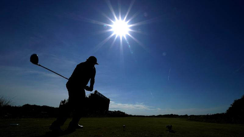 <p>Evidence shows playing golf regularly can reduce the risk factors for heart disease and stroke.</p>