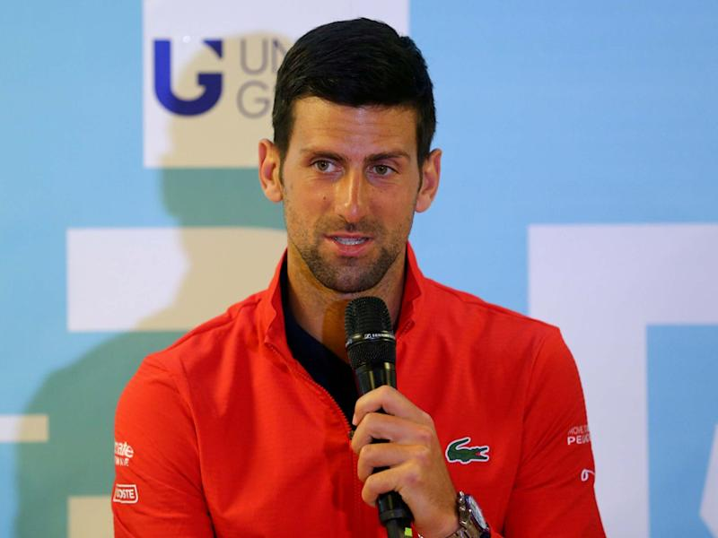 Novak Djokovic has tested positive for coronavirus: Reuters