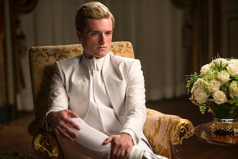 The Hunger Games Mockingjay Part 1-Josh Hutcherson