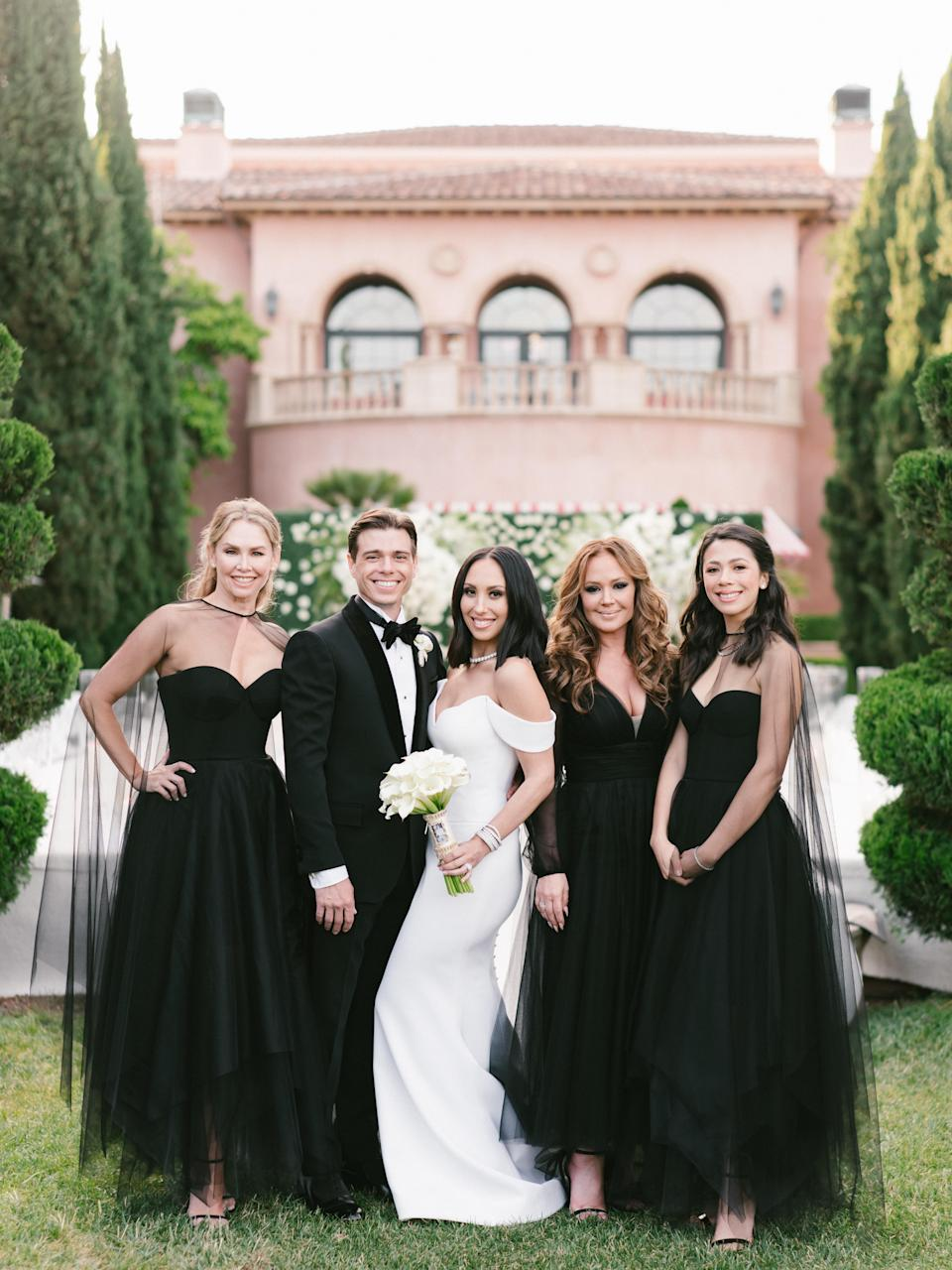 Three dress designers, a PowerPoint presentation, strict makeup rules, rhinestone Tic Tac boxes, custom flooring—<em>Dancing With the Star</em>'s Cheryl Burke had it all, and more. Here she explains why seeking perfection on your wedding day gets a bad rap.