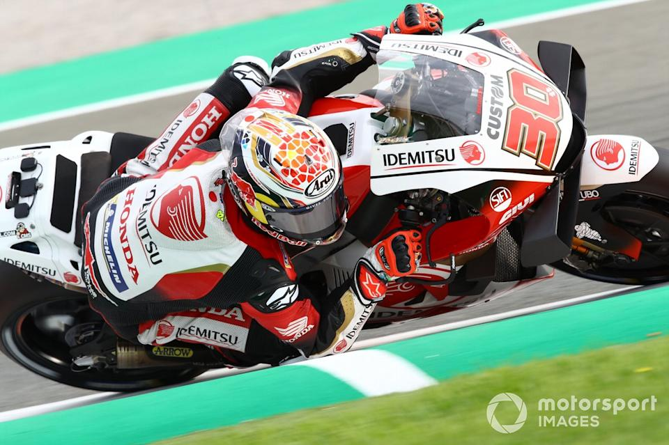 "Takaaki Nakagami, Team LCR Honda<span class=""copyright"">Gold and Goose / Motorsport Images</span>"