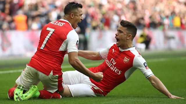 Alexis Sanchez scored the winner against Manchester City to earn the praise of manager Arsene Wenger, who insists his forward is staying.