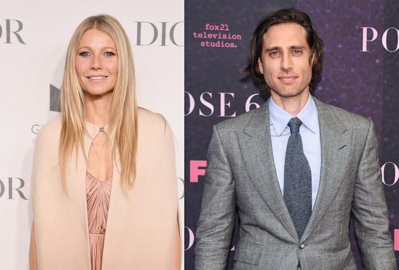 "Burying her ""conscious uncoupling"" a bit further into the past, Gwyneth Paltrow started off the new year by getting engaged to Brad Falchuk in January. Naturally, she shared the news via the cover of Goop Magazine's Love and Sex issue, though kept things much more low-key when they quietly wed in September."