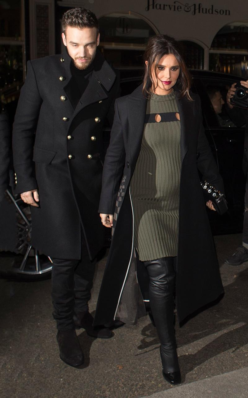 Cheryl Cole and Liam Payne - Credit: Xposure photo agency/Xposure photo agency