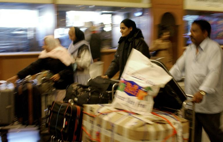 Pakistan says all airline passengers must have their baggage shrink-wrapped before travel