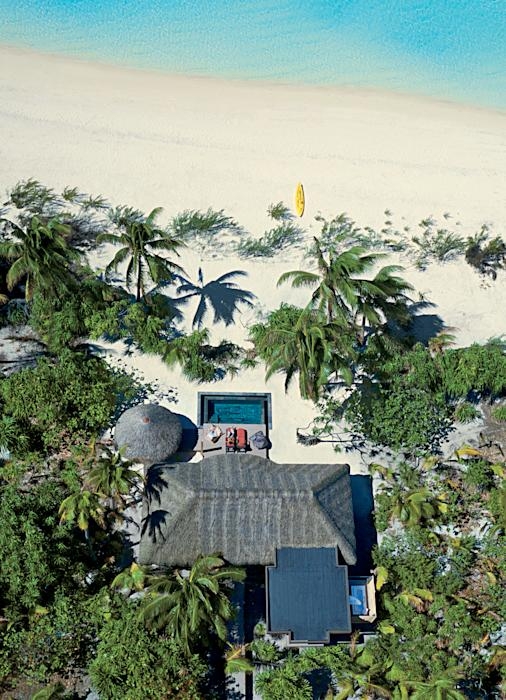 As part of the late Marlon Brando's goal to build a carbon neutral resort, half the property is powered by solar energy while the balance of power is produced by a biofuel thermal power station fueled by coconut oil.