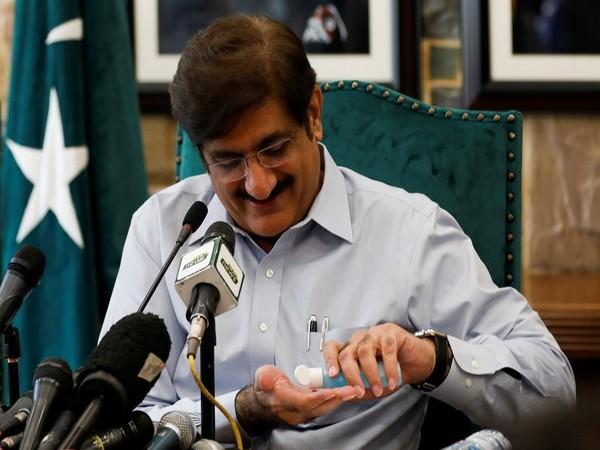 Sindh Chief Minister Murad Ali Shah (Photo Credit - Reuters)