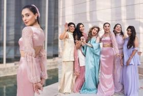 It's a Turkey wedding for fashion entrepreneur Pernia Qureshi