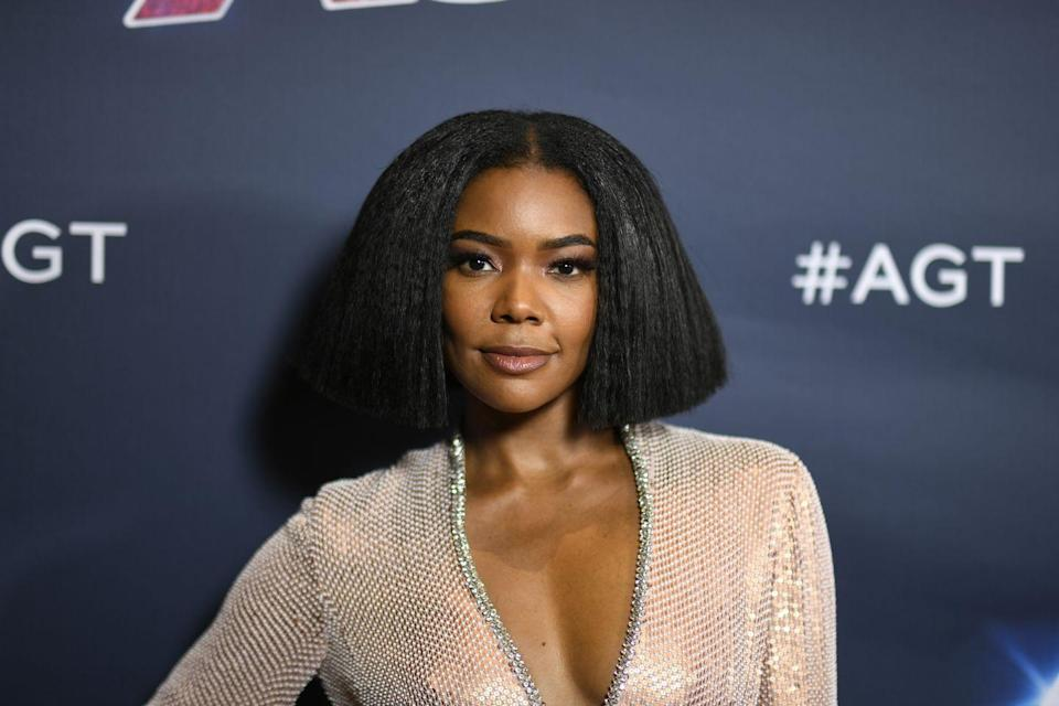 """<p>No one rocks glossy black hair quite like <a href=""""https://www.prevention.com/beauty/a33297730/gabrielle-union-no-makeup-freckles-instagram-photos/"""" rel=""""nofollow noopener"""" target=""""_blank"""" data-ylk=""""slk:Gabrielle Union"""" class=""""link rapid-noclick-resp"""">Gabrielle Union</a>—and you! If you've been on the fence about committing to jet black, this fall is the perfect time to experiment with a new look. """"Jet black is a timeless color that's going to continue to be a classic this fall,"""" Johnson says. """"Use clip-ins, a sleek new unit, or have your stylist tone your natural strands to a deeper, midnight black and watch how shiny your hair looks."""" </p>"""