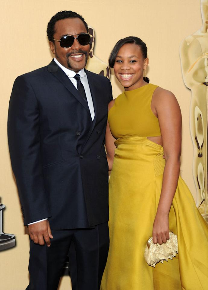 Lee Daniels and guest arrive at the 82nd Annual Academy Awards held at Kodak Theatre on March 7, 2010 in Hollywood, California.