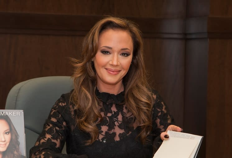 Actress leah remini s docu series about scientology looks absolutely