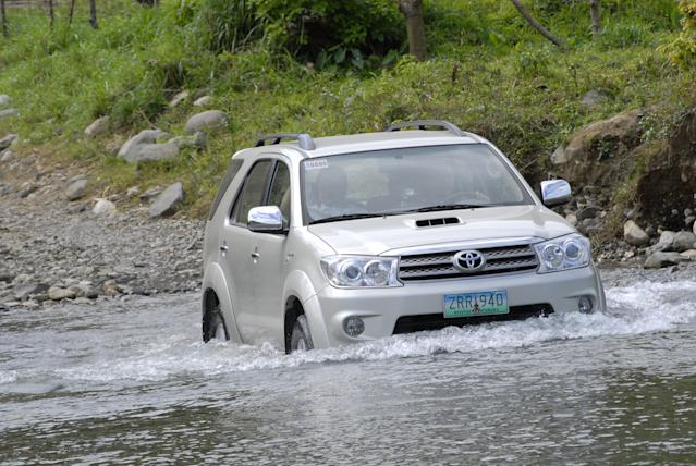 Best Car For Driving Through Floods