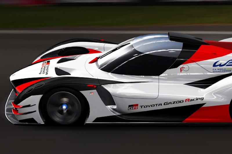 Toyota rules out switching to LMDh design